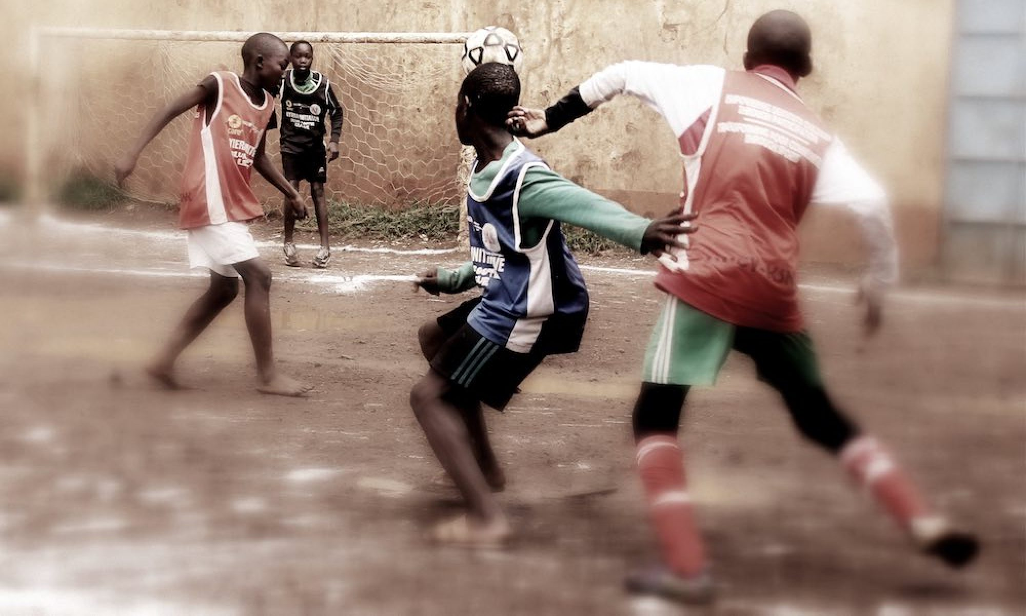 Stiftung Zukunft für Kinder in Slums
