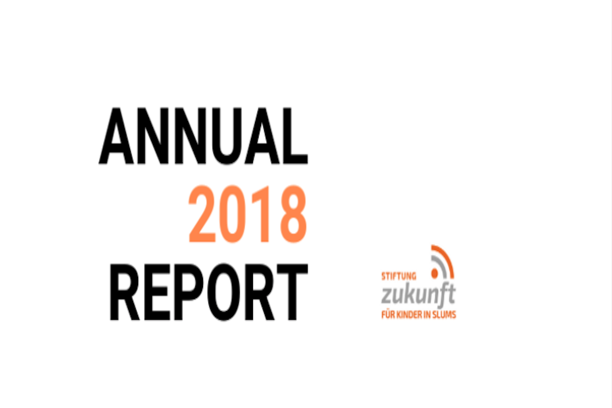 Annual Report in English